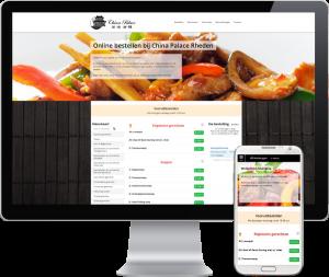 Online bestellen China Palace